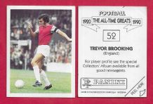 England Trevor Brooking West Ham United 52
